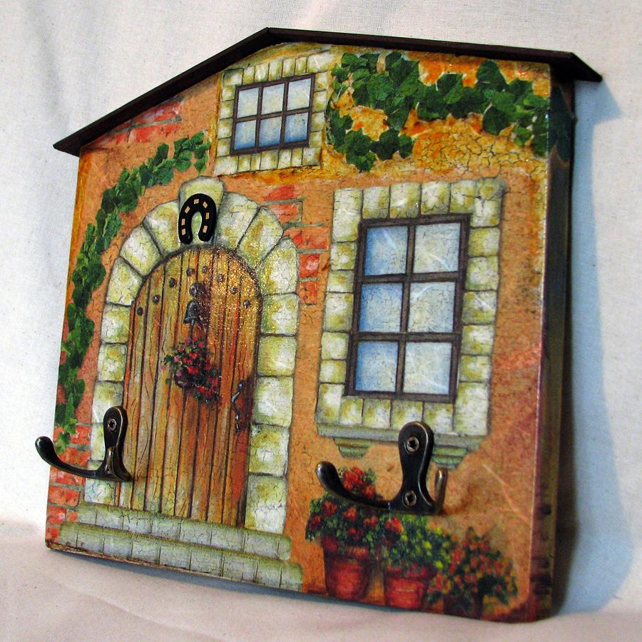 Ключницы своими руками дома